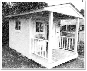 playhouse sketch