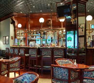 The Hotel Bar Kyla Merwin