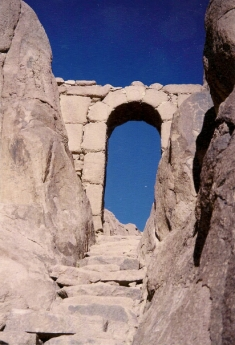 Sinai 3 - Steps up